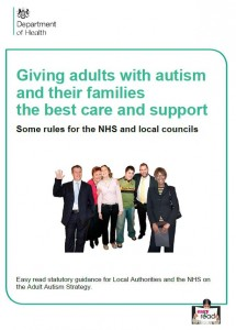 autism statutory guidance