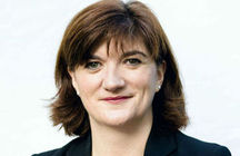 Secretary of State for Education Nicky Morgan