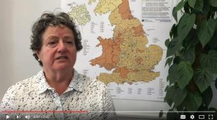 Sound and vision: Lyn's video message to new social work students