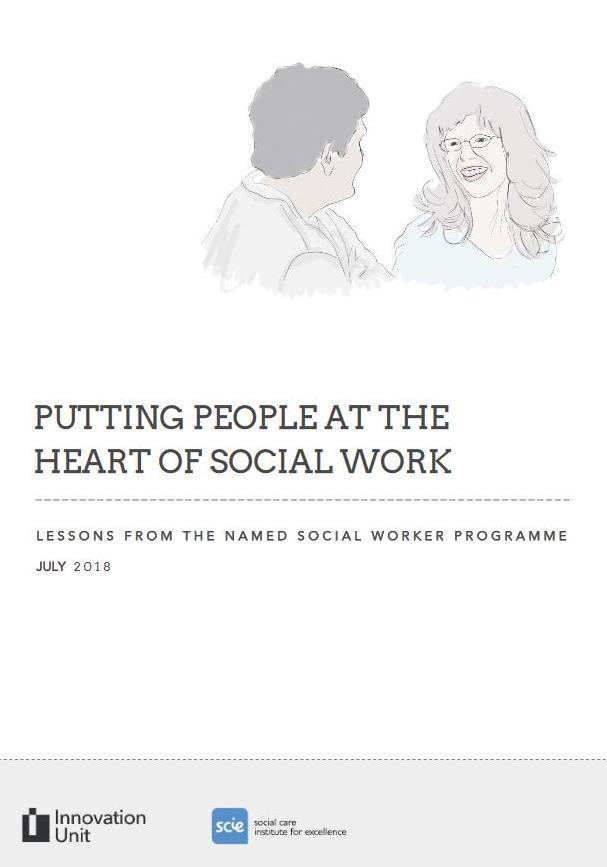 Lessons learned from the named social worker programme