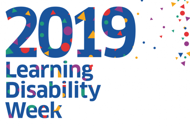 Learning Disability Week 2019 logo