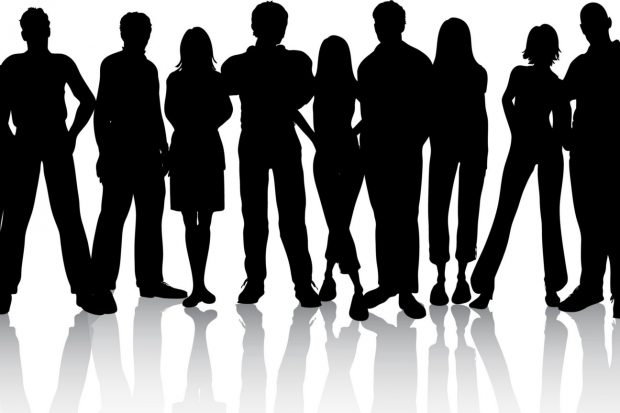workforce silhouette