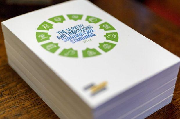 Human Trafficking Foundation standards document