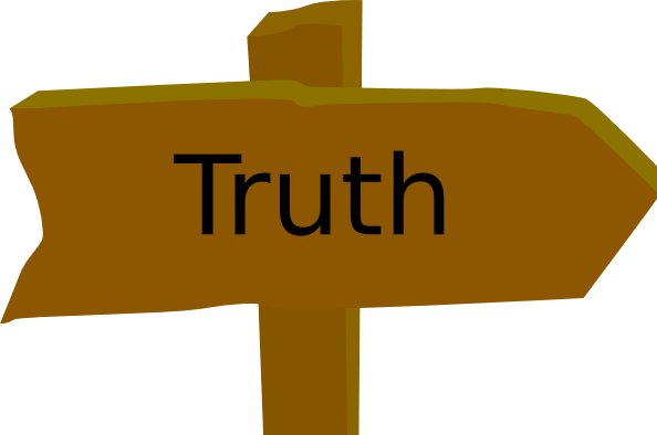 truth signpost