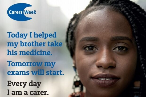 Young carer explains how she juggles caring and school work